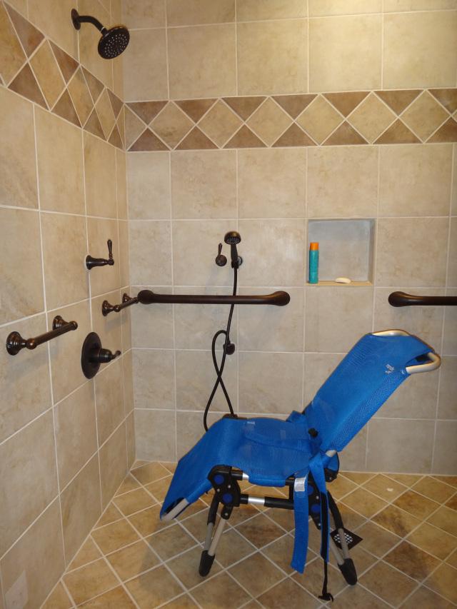 disability bath