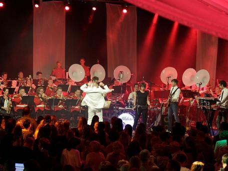 Flora Band & Friends jubileumconcert