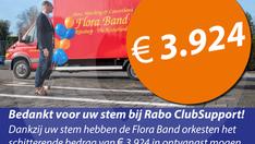 Nieuws   Schitterend resultaat Rabo ClubSupport