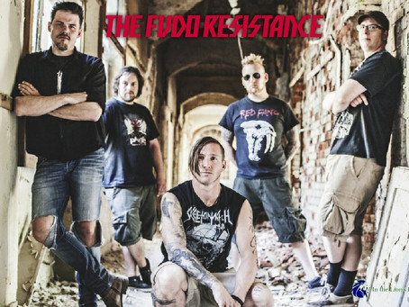 The Fudo Resistance - Band Interview!