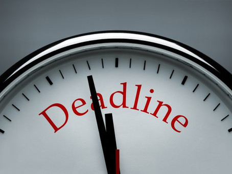 10 Steps to Defeating a Deadline.