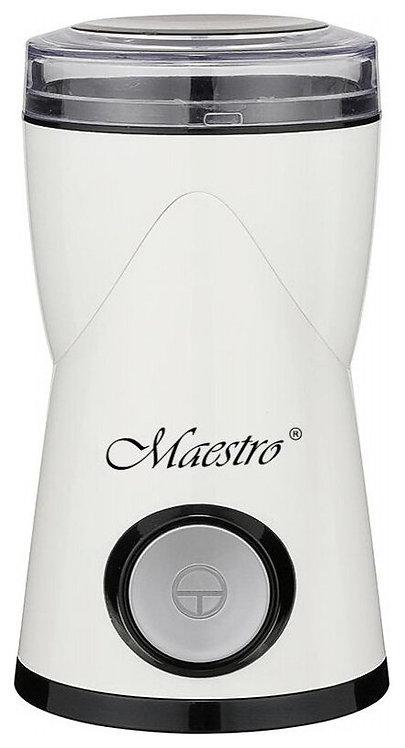 Кофемолка Maestro MR-453 White