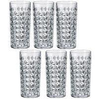 Набор стаканов Crystalite Bohemia s.r.o. Диаманд