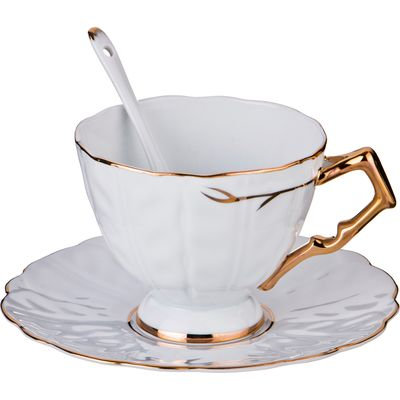 Чайный набор на 1 персону 3пр. 250 мл. 85-1428