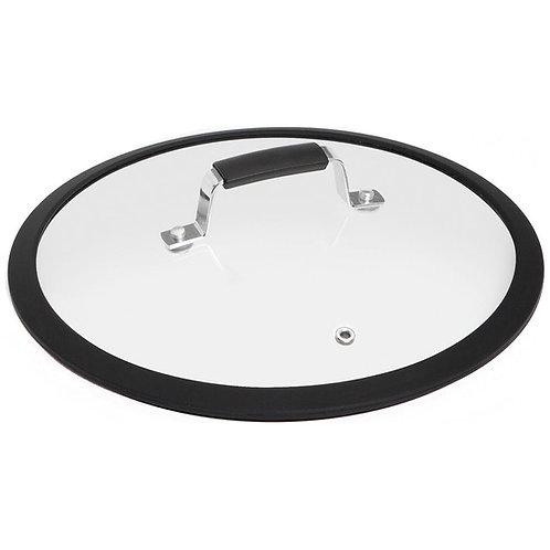 Стеклянная крышка с силиконовым ободом, 26 см, серия LOTA 751412