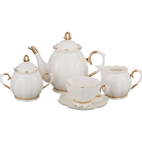 "Сервиз чайный Lefard Venezia ""Рублевка"", 15 пр. 779-152"
