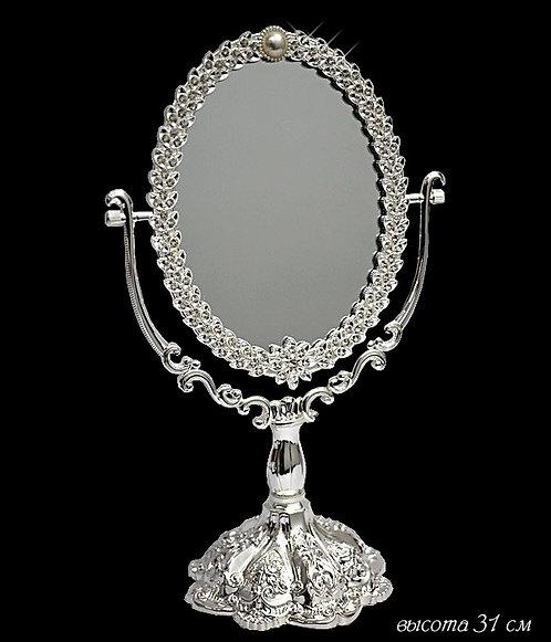 Настольное зеркало 31 см LENARDI