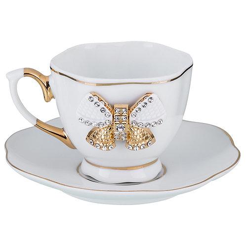 """Кофейный набор """"Venezia""""  на 1пер. 2пр. 100мл. 55-3010"""