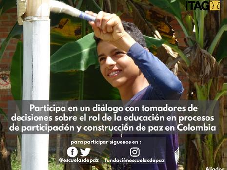 Diálogo intergeneracional de educación (iTAGe)