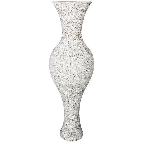 Ваза напольная (70 см) Mako Bianco 316-1450