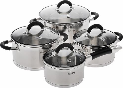"Набор посуды Nadoba ""Olina"", 726419, 8 предметов  726419"