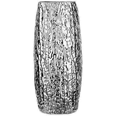 Ваза серебряная коллекция 20*15*46см. 411-123