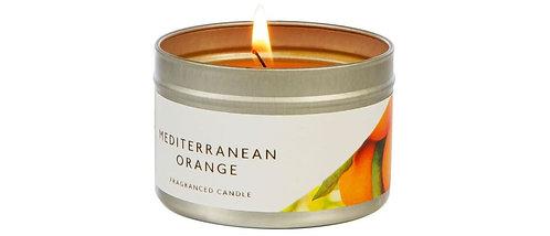Свеча ароматическая (Солнечный апельсин) Wax Lyrical WLE3105