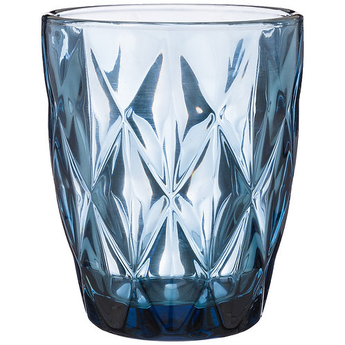 """Набор бокалов для вина """"Ромбо"""" из 6шт. Серия """"muza color"""" 240мл 781-122"""