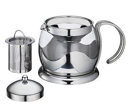 Чайник для заваривания чая с ситечком стекл. 10.4560 28 00