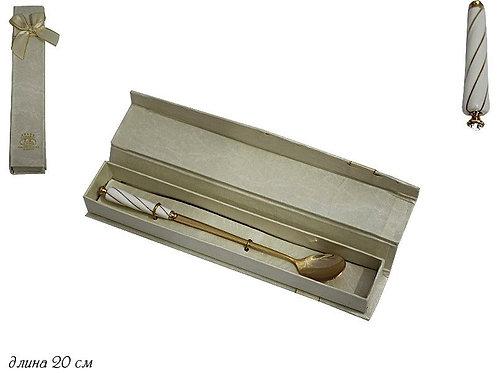 Длинная ложка в подарочной упаковке Lenardi