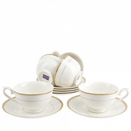 """Чайный сервиз 12пр. """"Красота"""" 6перс. 2610101"""