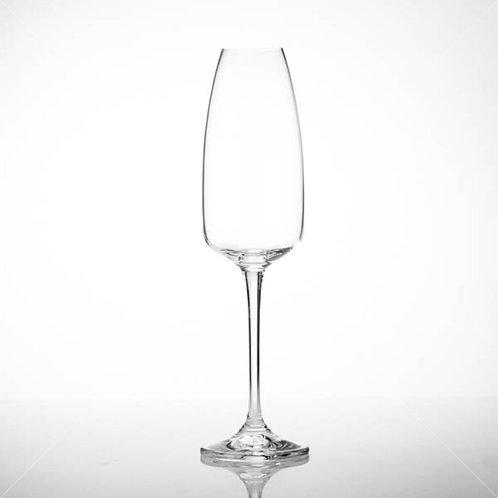 Бокал для шампанского Bohemia Amora 1SF00/290х2am, 2 шт, 290 мл