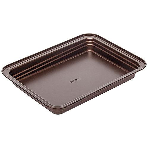 Форма для выпечки стальная Nadoba Liba 37х27х5 см. 761114