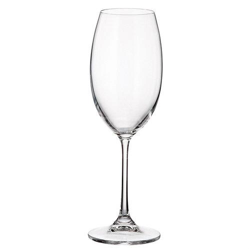 Бокал для вина Bohemia Barbara Milvus 1SD22/300, 6 шт, 300 мл