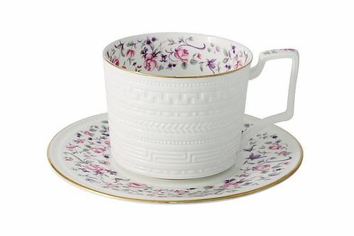 Чашка с блюдцем Стиль Colombo 0.25л C2-CS-6402AL