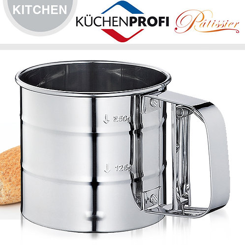 Сито для муки Kuchenprofi D 9.5 см H 13 cм  10.700 28 00