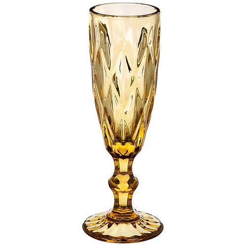 """Набор бокалов для шампанского """"ромбо"""" 6шт. Серия """"muza color"""" 150мл. 781-148"""
