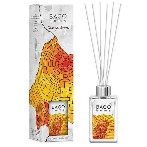 Диффузор ароматический BAGO home Апельсиновая роща 110 мл BGM0204