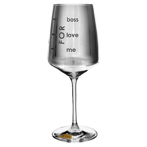 бокал RONA Настроение 520мл д/вина  упаковка Tubus