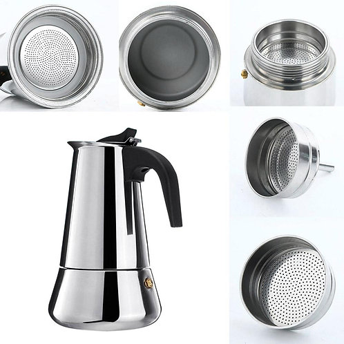 Кофеварка гейзерная Maestro 300 мл MR-1660-4