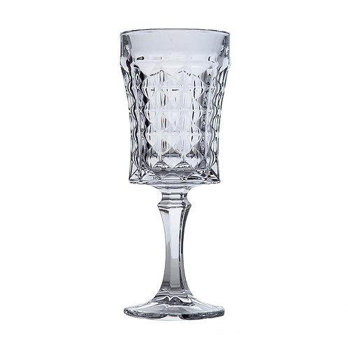 Набор бокалов для вина из 6шт Диаманд, Crystalite Bohemia. 1kd27/0/99t41/200