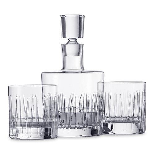 Набор для виски Basic Bar Motion 2 стакана и графин, Schott Zwiesel, 120 145