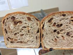 Vanilla Cinnamon Raisin Bread