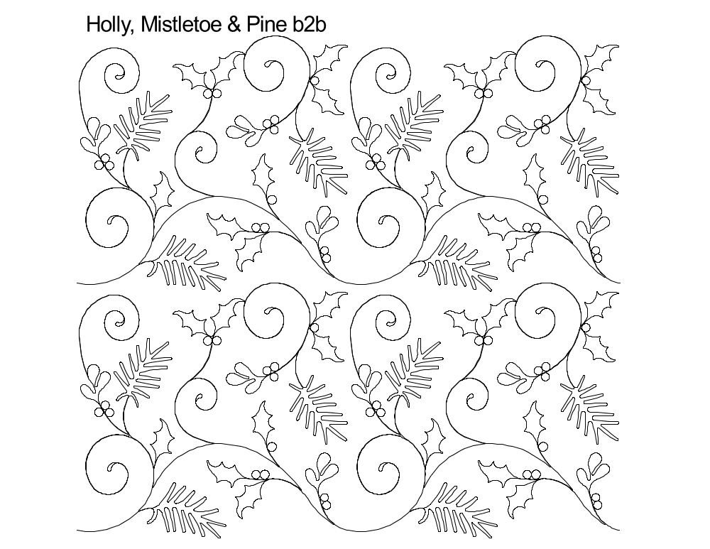 Holly, Mistletoe & Pine B2B.jpg