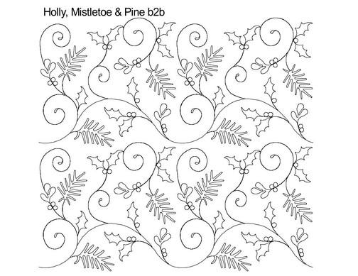 Holly, Mistletoe & Pine B2B.jpg