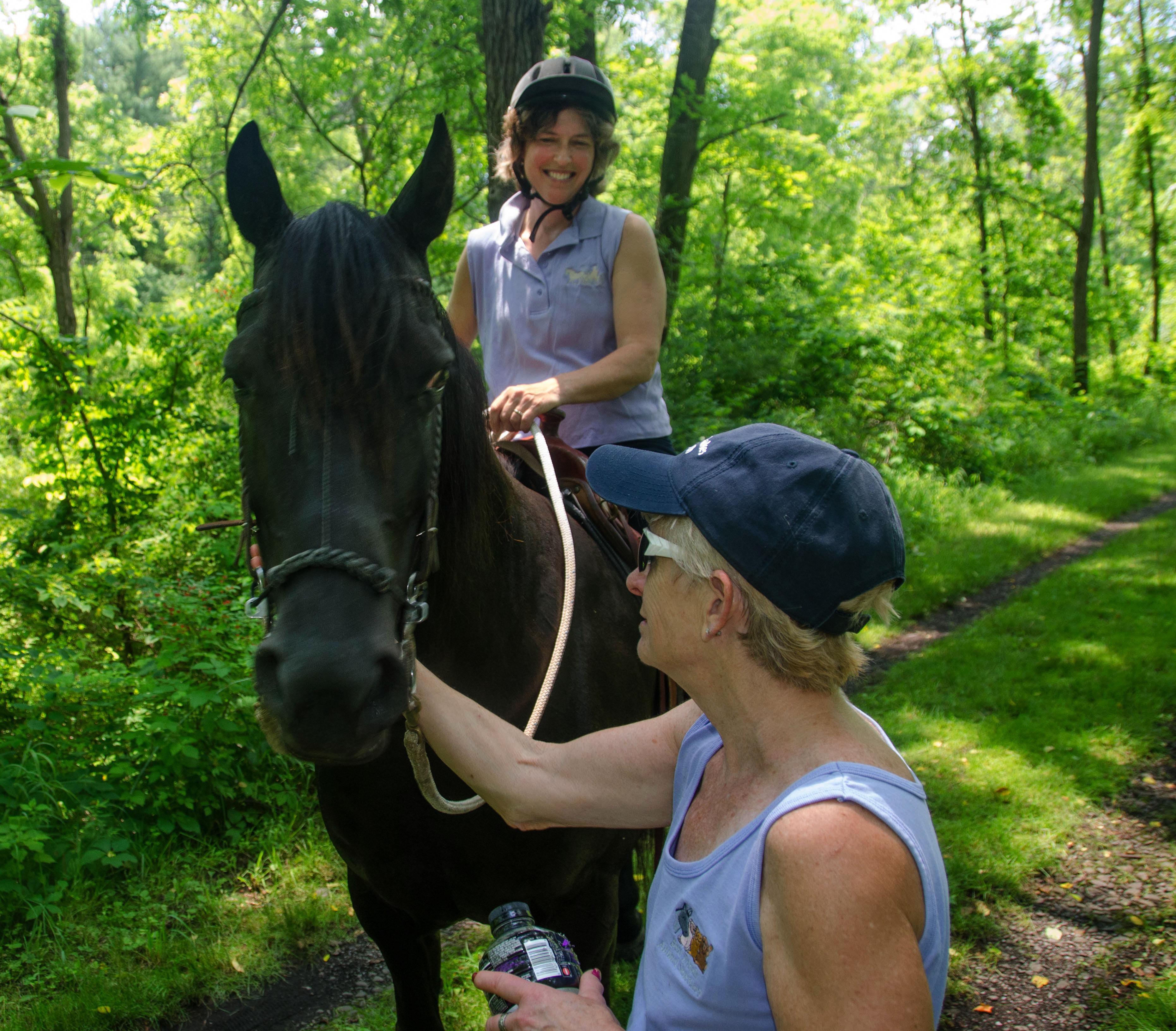SK Horseback