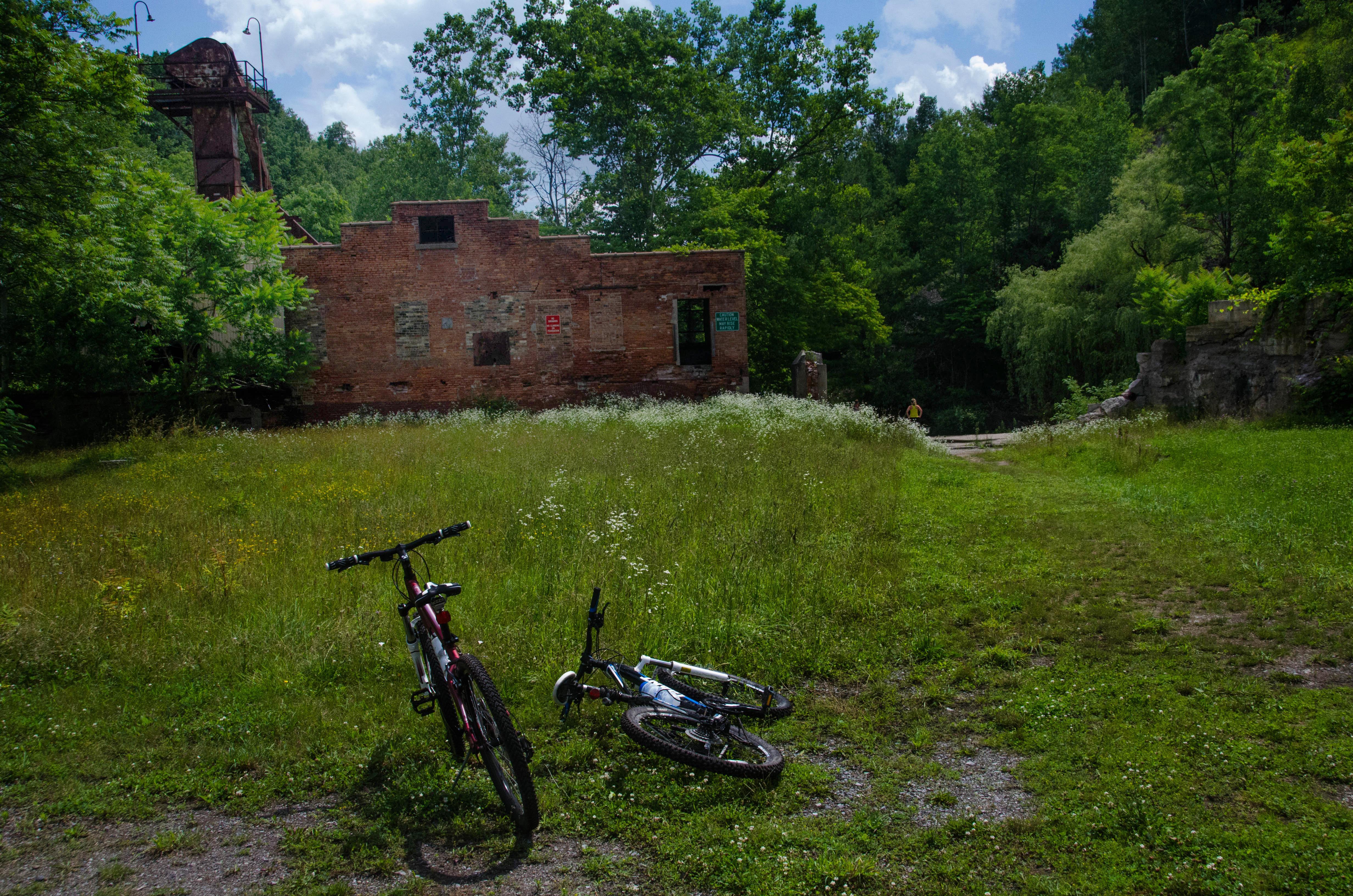 SK Bikes at Cascade