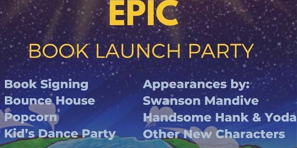 EPIC Book Launch Party