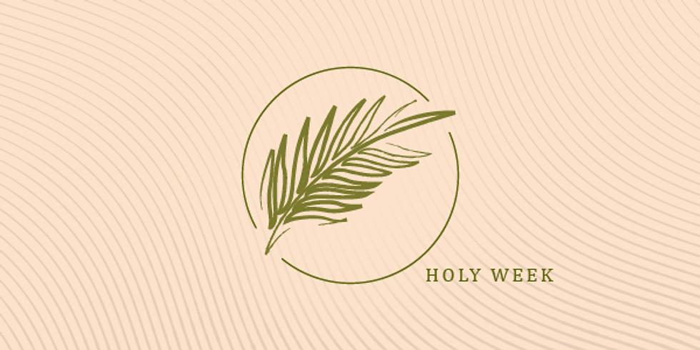 Holy Week Devotional Series