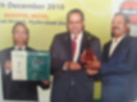 ENVIRONMENT EXCELLENCE AWARD -2010