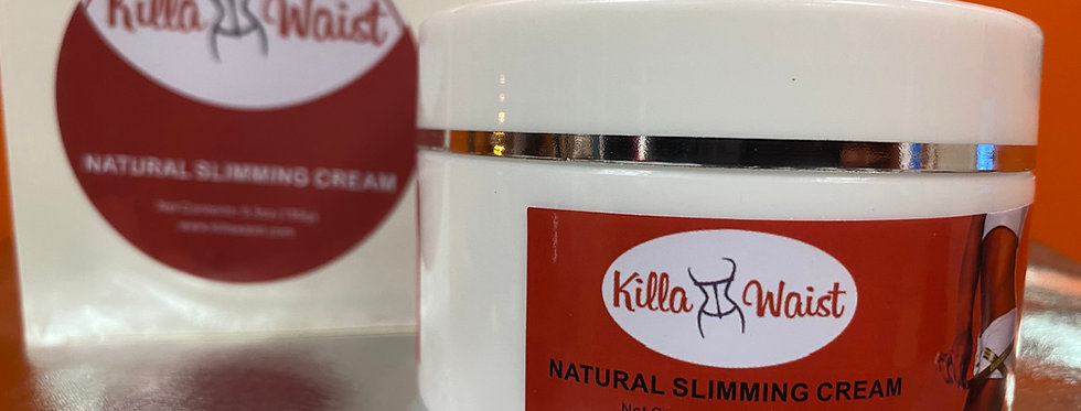 KW Natural Slimming Cream