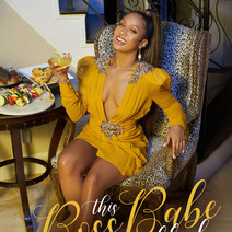 Jilly - This Boss Babe Can Cookbook (Front Cover)
