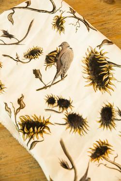 Sunflower Delight Linen
