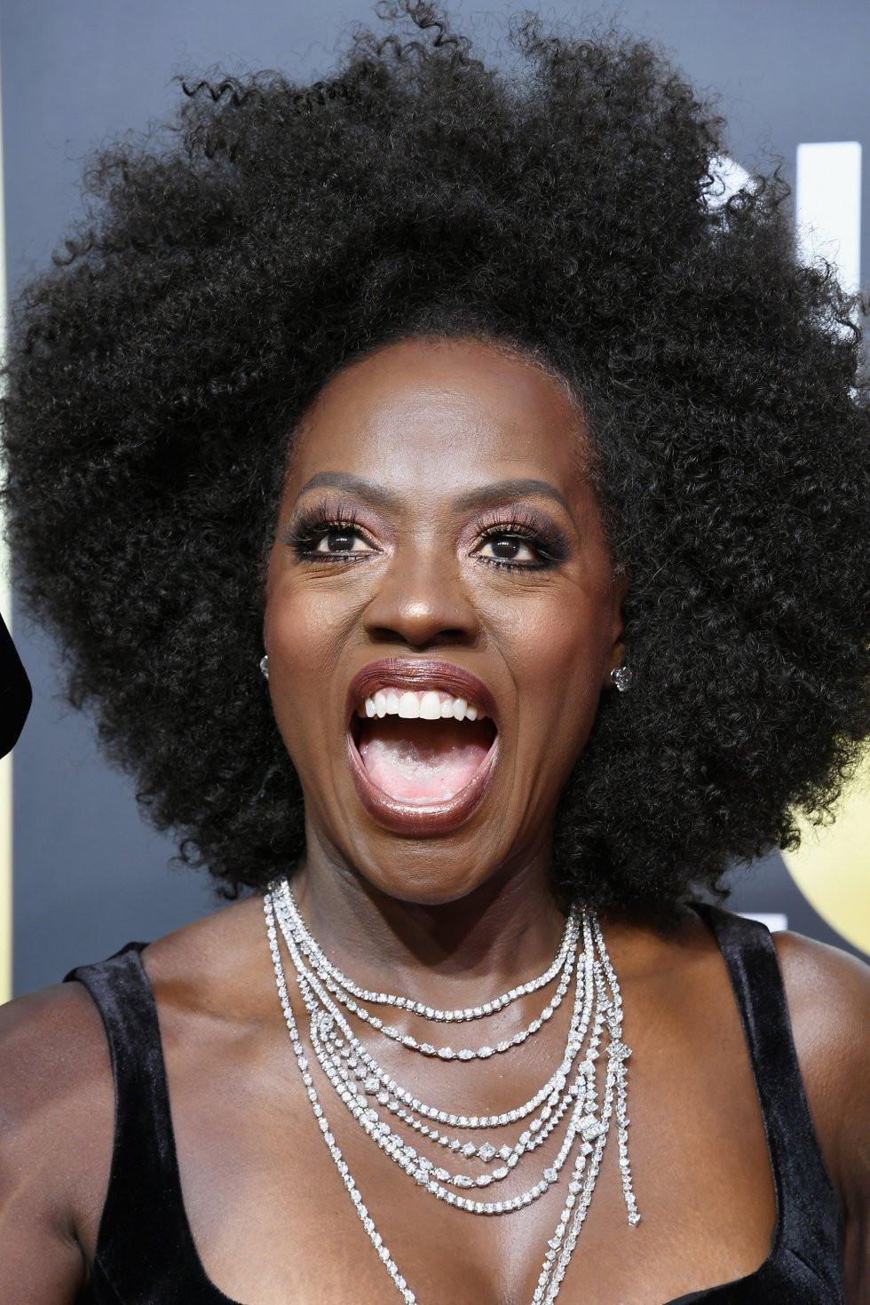 Viola Davis (Frazer Harrison/Getty Images)