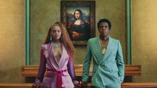 APES**T - THE CARTERS e a crítica a desvalorização da arte negra