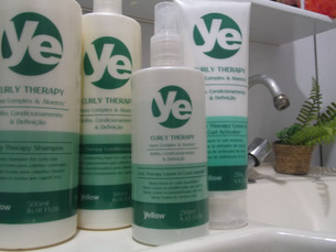 Resenha: Ye Curly Therapy