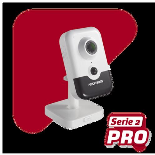 Cámara IP 1080p Wi-Fi/ Gran Angular / Interior / Micro SD / Audio de Dos Vías