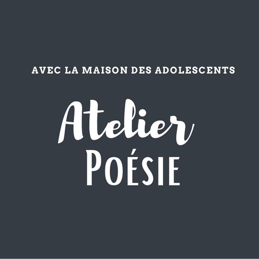 Atelier maison des ados La Rochelle