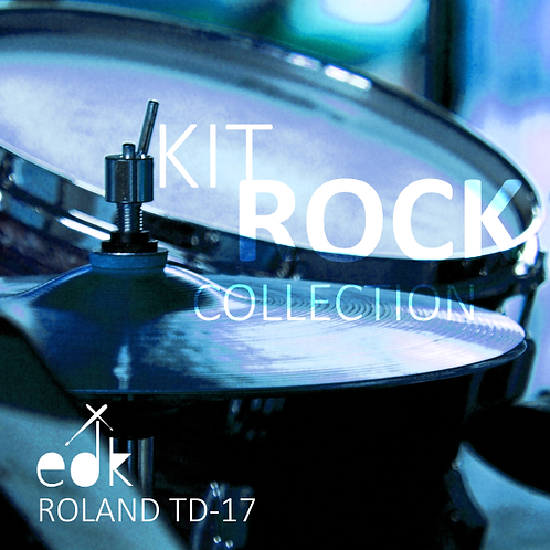 Roland TD-17 - ROCK 08