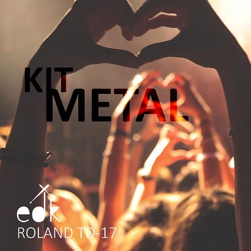 Roland TD17 - METAL 01